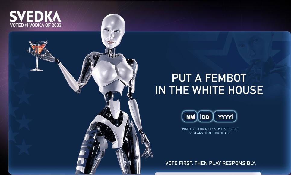 fembot-in-white-house