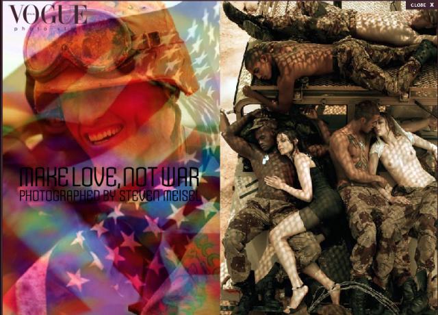 Make Love, Not War #1