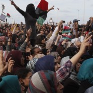 Uprising in Libya