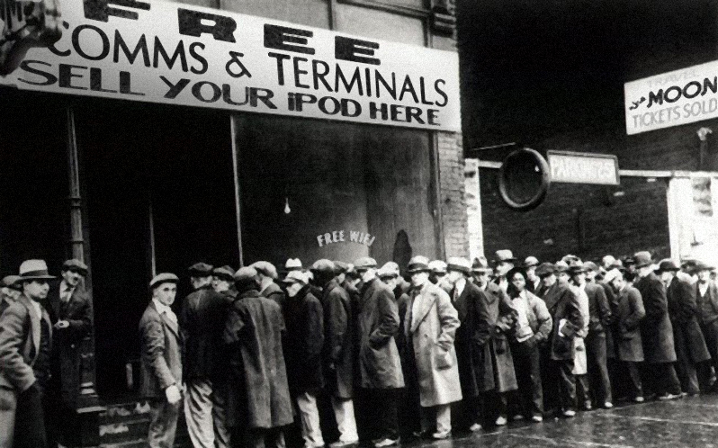 The Next Great Depression