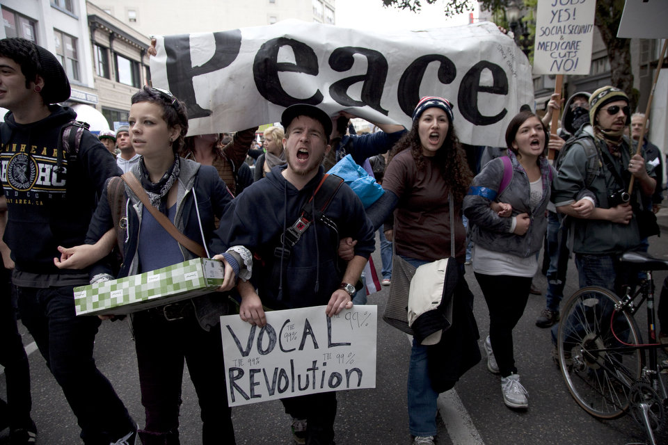 Occupy Together-Educate Yourself