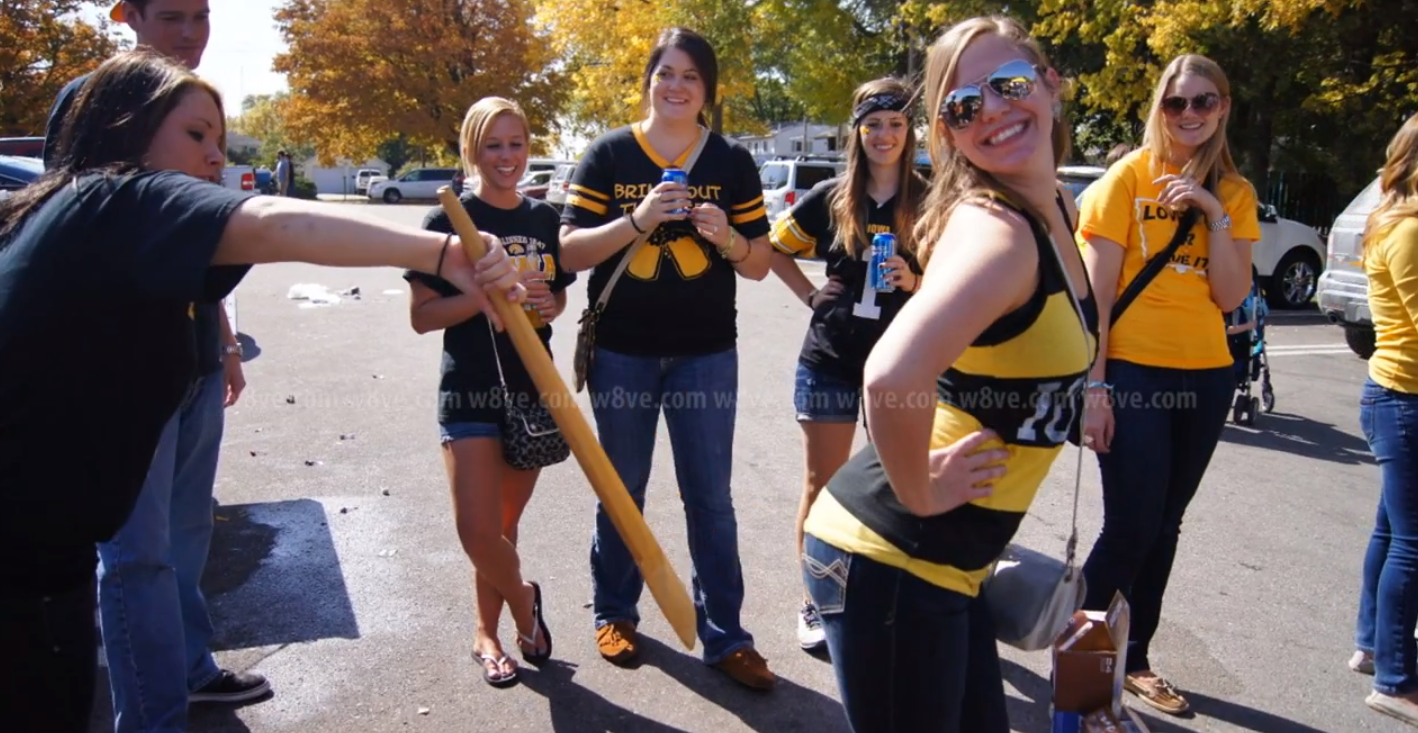 The Sexualization of College Girls