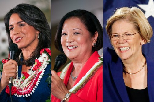 Record Number of Women Elected to U.S. Congress
