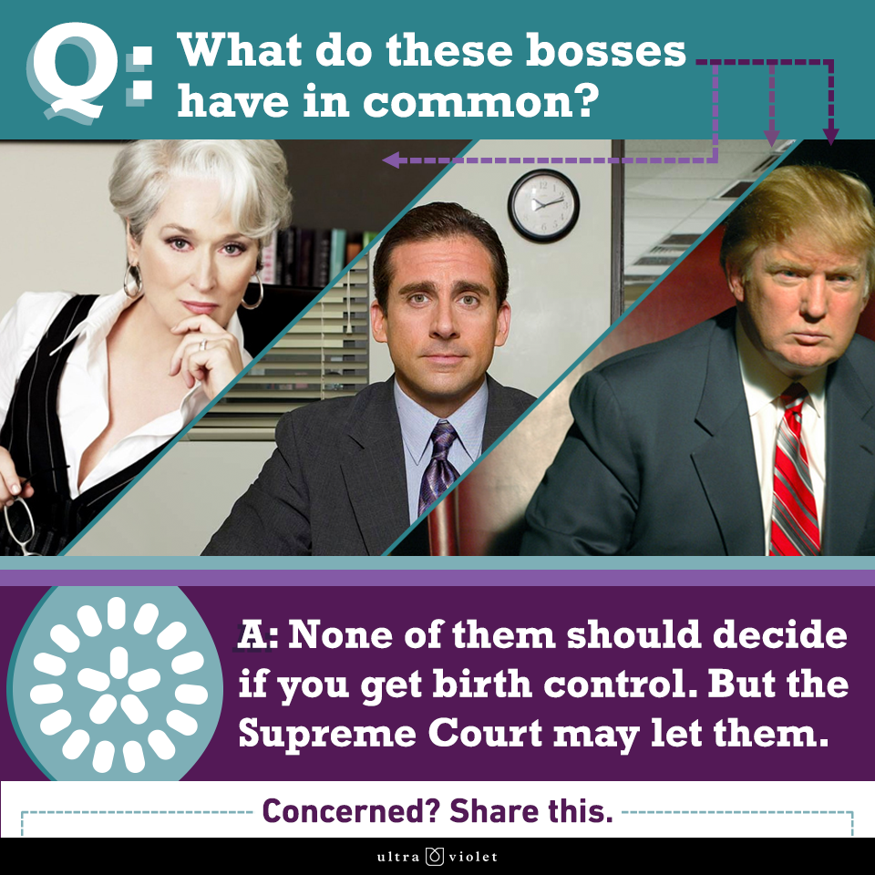 Take Action on Birth Control