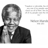 Thank You Nelson Mandela