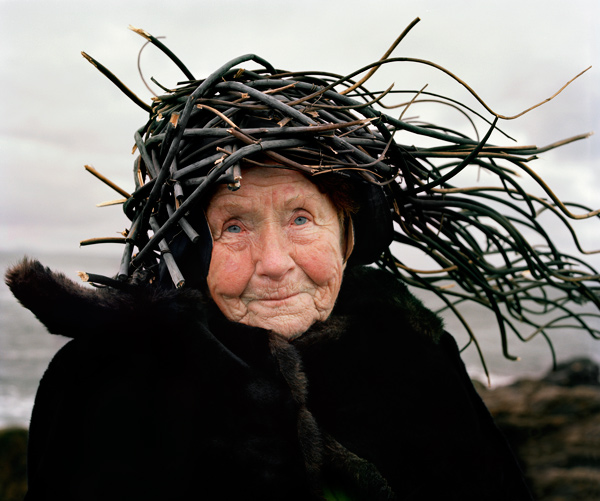 Finnish People With Things On Their Heads