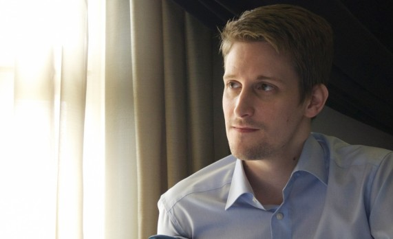 I, Spy: Edward Snowden in Exile